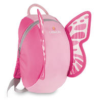 LittleLife Animal Kids Backpack; 6l  butterfly