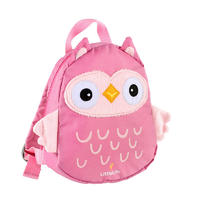 LittleLife Toddler Backpacks owl 2l
