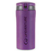 Lifeventure Flip-top Thermal Mug purple