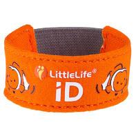 LittleLife safety iD strap clownfish