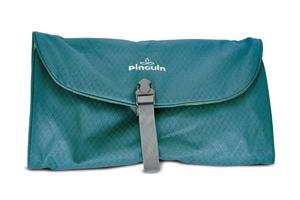 Pinguin Foldable Washbag L modrá