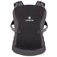 LittleLife Acorn Baby Carrier grey