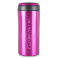 Lifeventure Thermal Mug matt pink