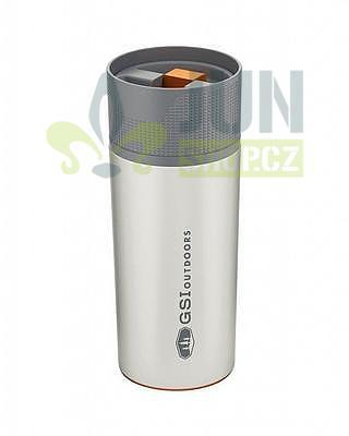 GSI Glacier Stainless Commuter Mug 500ml silver - 1