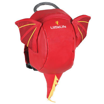 LittleLife Animal Toddler Backpack dragon - 1