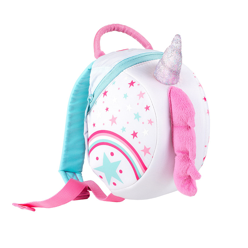 LittleLife Animal Toddler Backpack Unicorn  - 1