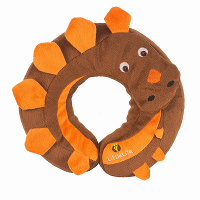 LittleLife Animal Snooze Pillows Dinosaur - 1