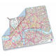 Lifeventure SoftFibre OS Map Towel central London - 1/2