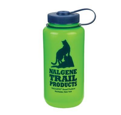 Nalgene Wide Mouth 1000 ml green - 1