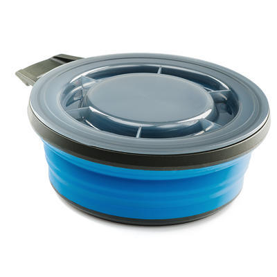 GSI Escape Bowl + Lid 650 ml blue - 1