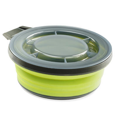 GSI Escape Bowl + Lid 650 ml green - 1