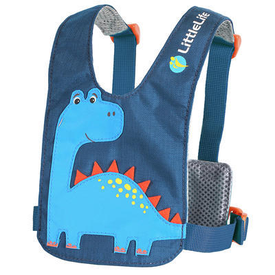 LittleLife Toddler Reins dinosaur - 1