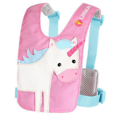 LittleLife Toddler Reins unicorn - 1