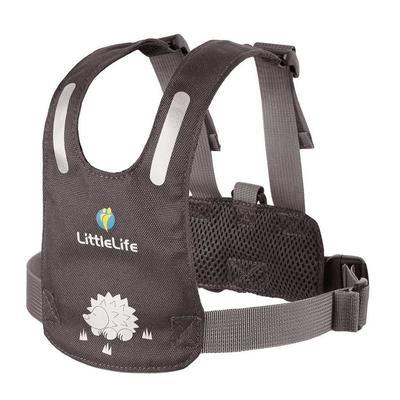 Littlelife Toddler Reins grey - 1