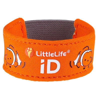 LittleLife safety iD strap clownfish - 1