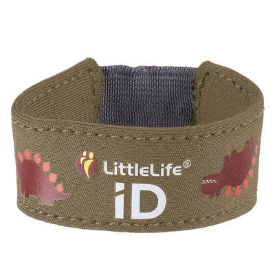 LittleLife safety iD strap dinosaur - 1