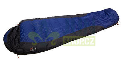 Warmpeace Viking 600 195 R navy blue/black/black - 1
