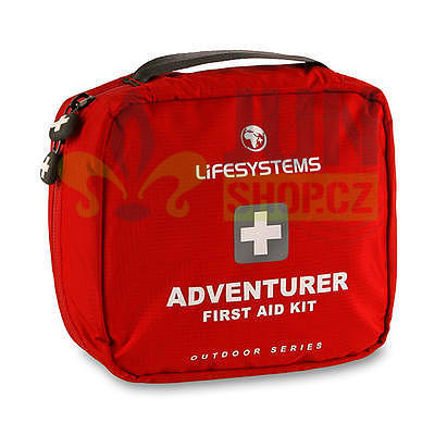 Lifesystems Adventurer First Aid Kit - 1