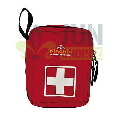Pinguin First Aid Kit M red - 1