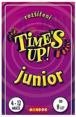 Time's Up Junior - 1