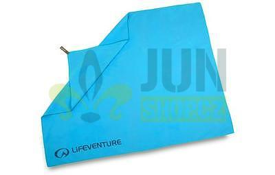 LifeVenture SoftFibre Trek Towel giant blue - 1