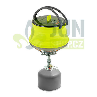 Sea to Summit X-Kettle skládací konvice lime 1,3l - 1