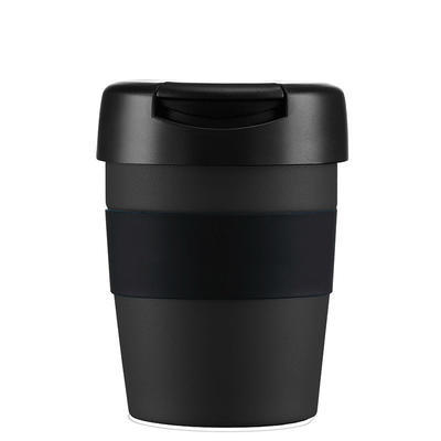 Lifeventure Insulated Coffee cup black 250 ml - 1
