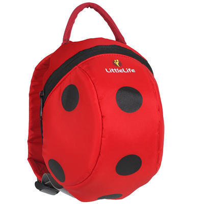 LittleLife Animal Toddler Backpack ladybird - 1