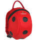 LittleLife Animal Toddler Backpack ladybird - 1/2