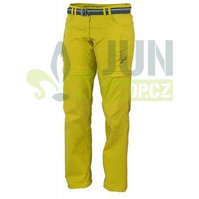 Warmpeace Rivera zip-off Lady mustard vel. S - 1
