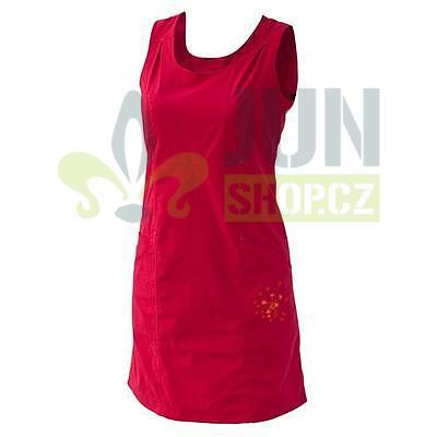 Warmpeace Sunday Best šaty rose red vel. M - 1