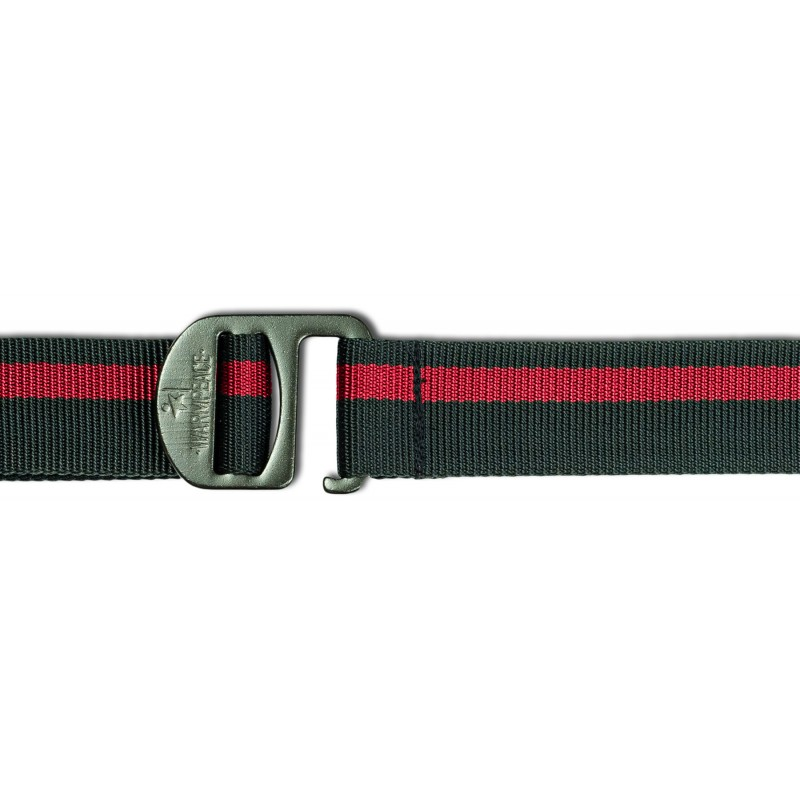 Warmpeace Hookle belt iron/red  - 1