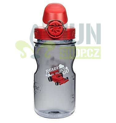 Nalgene Clear Kids OTF 350ml race car - 1