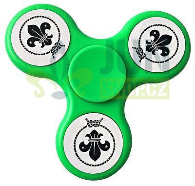 World Scout Spinner  - 1