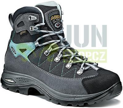 Asolo Finder GV ML grey/gunmetal vel. 8 - 1