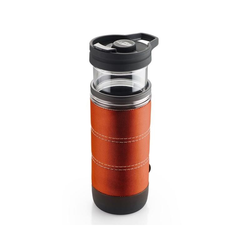 GSI Commuter Java press 440ml orange - 1