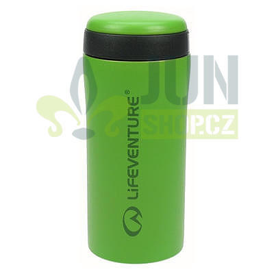 Lifeventure Thermal Mug matt green - 1