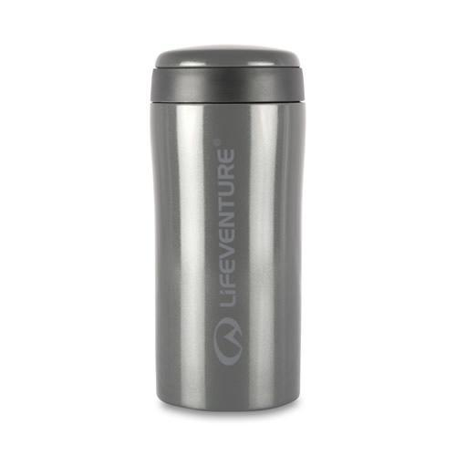 Lifeventure Thermal Mug tungsten - 1