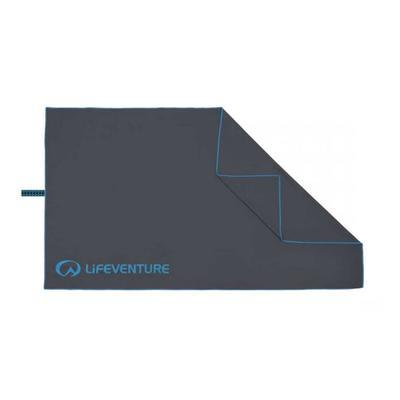 LifeVenture SoftFibre Lite grey Giant - 1