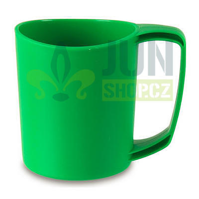 Lifeventure Ellipse Mug green - 1