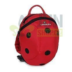 LittleLife Animal Toddler Daysack ladybird - 1