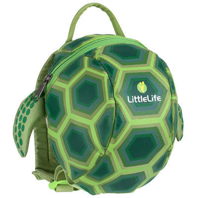 LittleLife Animal Toddler Backpack turtles - 1