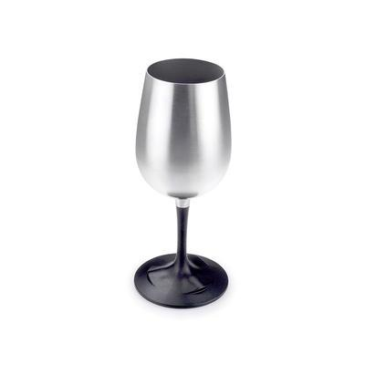 GSI Glacier Stainless Nesting Wine Glass  - 1