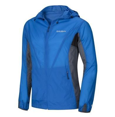 High Point Drift 2.0. Lady Hoody petrol/carbon L - 1