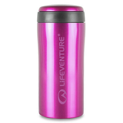 Lifeventure Thermal Mug matt pink - 1