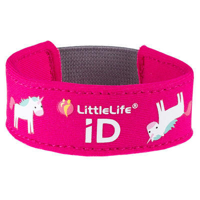 LittleLife safety iD strap unicorn - 1
