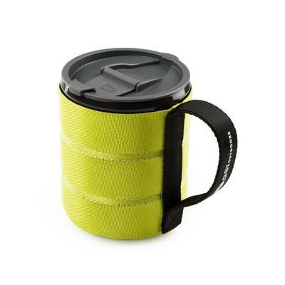 GSI Infinity Backpacker Mug 0,5L green - 1