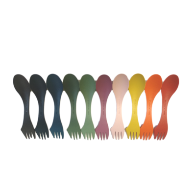 Light My Fire Spork Original BIO Rustyorange - 2