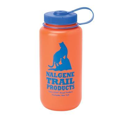 Nalgene Wide Mouth 1000 ml orange  - 2