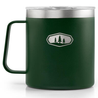 GSI Glacier Stainless Camp Cup 444 ml mountain vie - 2